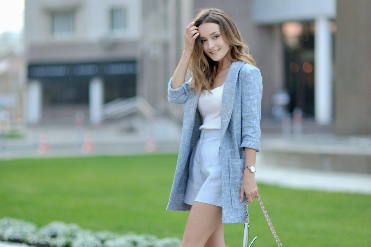 Хлопковый жакет — основа летнего гардероба