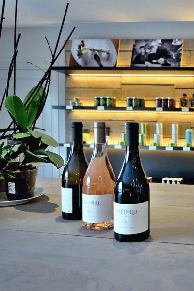 вино Domaine de Fontenille