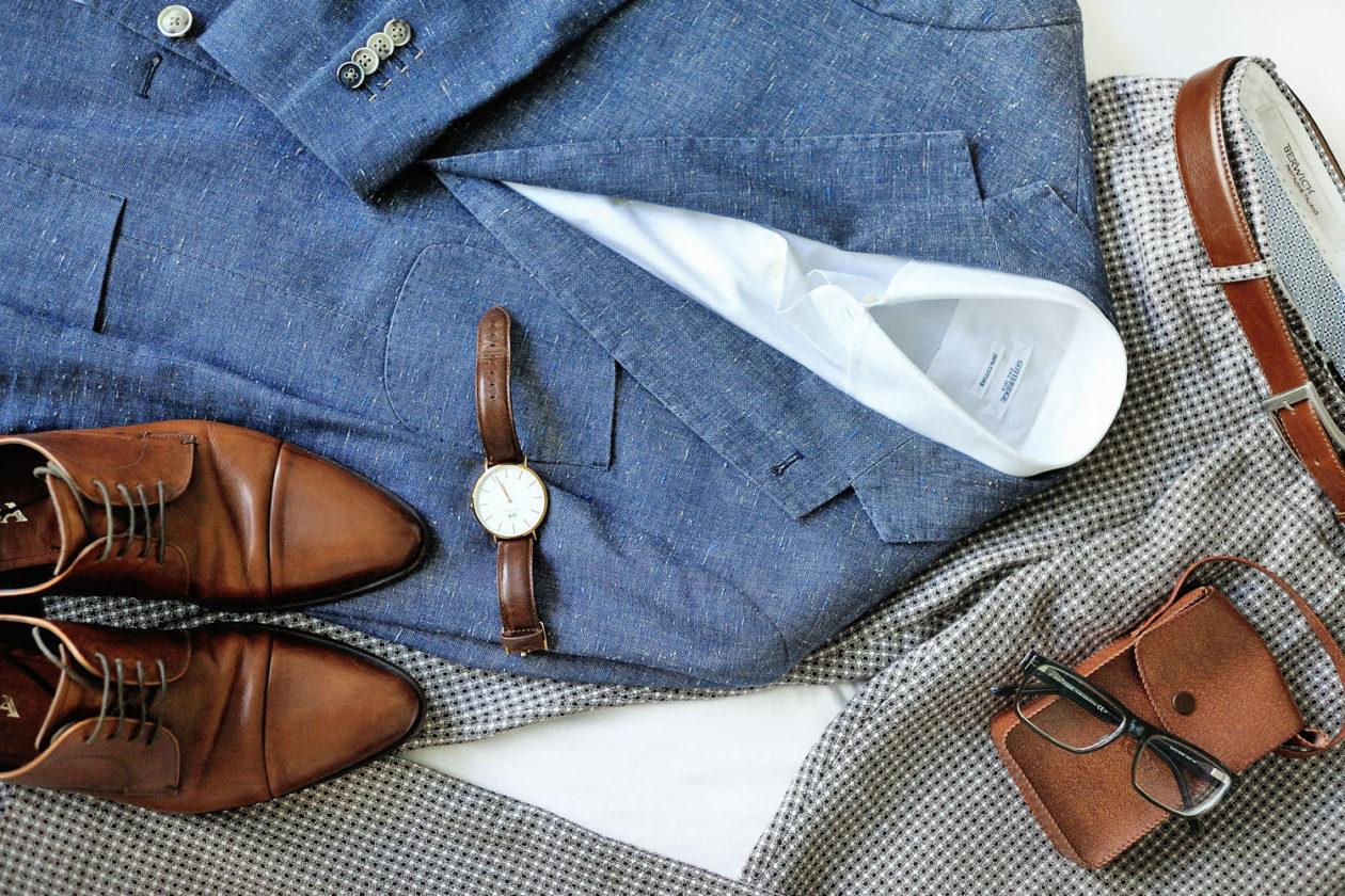 Мужской стиль и откуда он берется
