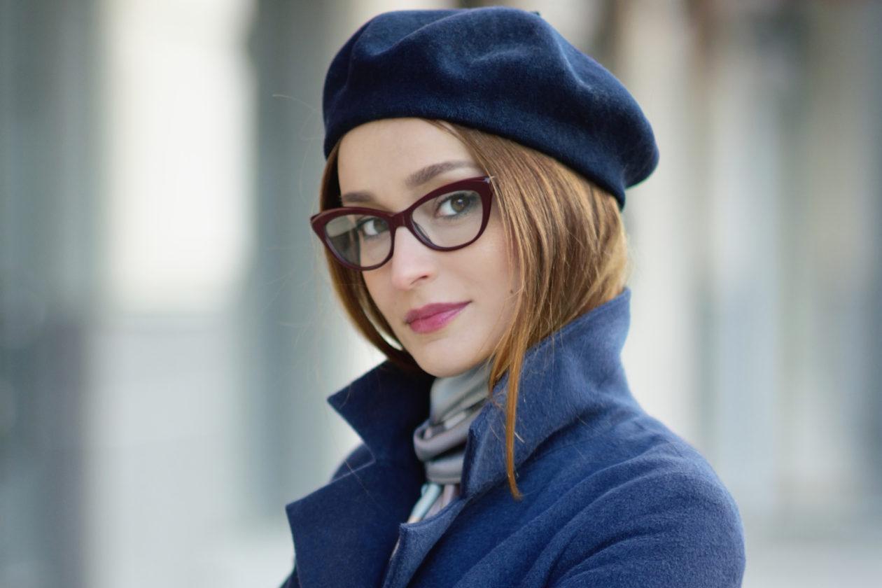 Очки: плохое зрение или аксессуар