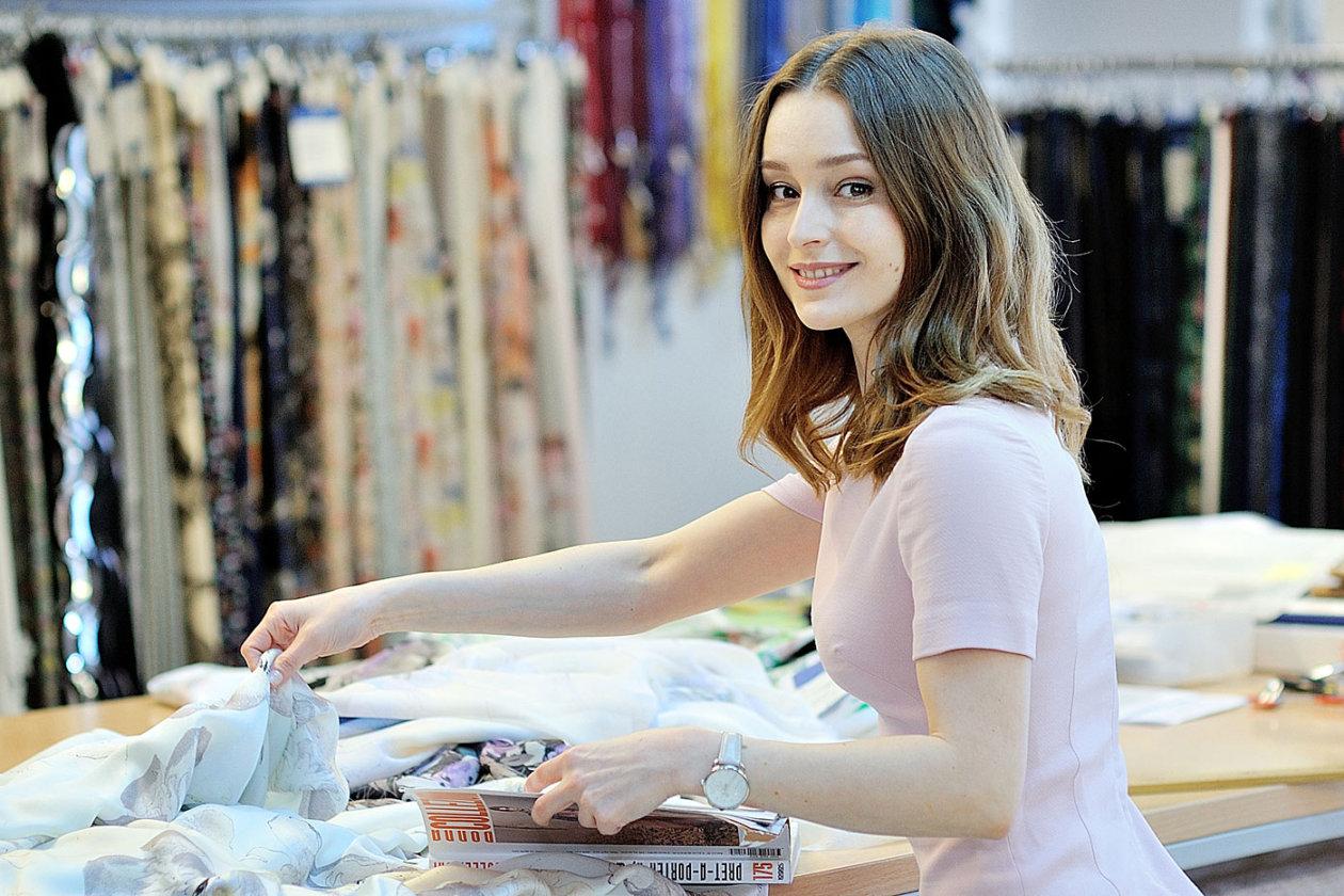 Как правильно выбрать шелк для пошива одежды